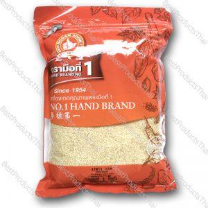 งาขาว 100% WHITE SESAME ขนาด 1000 กรัม บรรจุซอง- BestProductsThai.com
