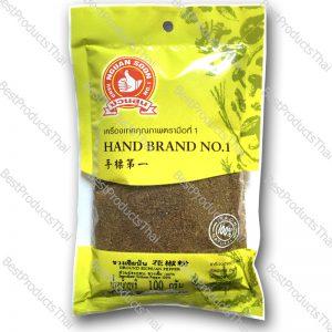 ชวงเจียป่น 100% GROUND SICHUAN PEPPER ขนาด 100 กรัม บรรจุซอง- BestProductsThai.com