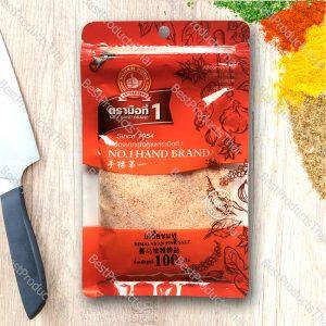เกลือสีชมพูหิมาลายันเกล็ด 100% CRUSHED HIMALAYAN PINK SALT ขนาด 100 กรัม บรรจุซอง- BestProductsThai.com