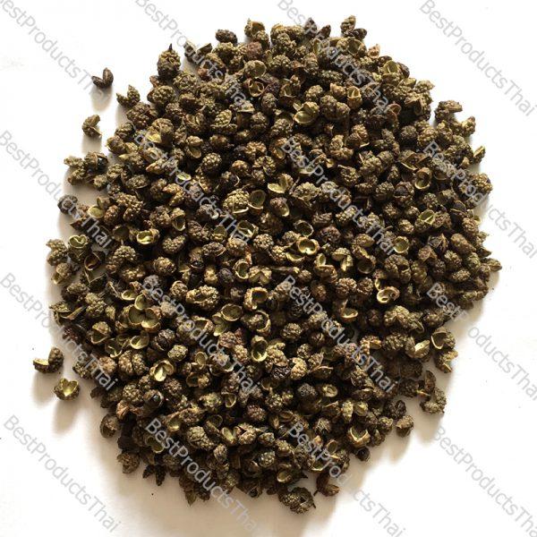 ชวงเจียปักกิ่ง (หม่าล่า) 100% GREEN SZECHUAN PEPPER ขนาด 100 กรัม บรรจุซอง- BestProductsThai.com