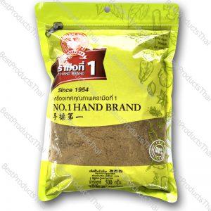 เม็ดยี่หร่าป่น 100% GROUND CUMIN SEED ขนาด 500 กรัม บรรจุซอง- BestProductsThai.com