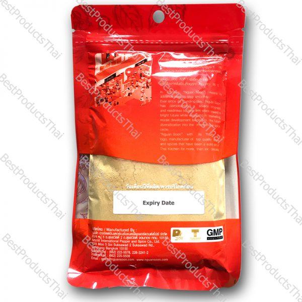 ขิงป่น 100% GROUND GINGER ขนาด 100 กรัม บรรจุซอง- BestProductsThai.com