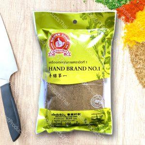 เม็ดผักชีป่น หรือลูกผักชีป่น 100% GROUND CORIANDER SEED ขนาด 100 กรัม บรรจุซอง- BestProductsThai.com
