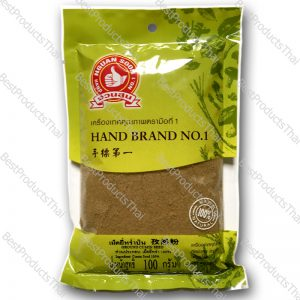 เม็ดยี่หร่าป่น 100% GROUND CUMIN SEED ขนาด 100 กรัม บรรจุซอง- BestProductsThai.com