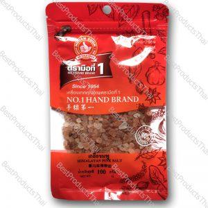 เกลือสีชมพูหิมาลายัน 100% HIMALAYAN PINK SALT ขนาด 100 กรัม บรรจุซอง- BestProductsThai.com