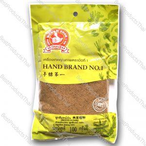 ลูกจันทน์ป่น 100% GROUND NUTMEG ขนาด 100 กรัม บรรจุซอง- BestProductsThai.com