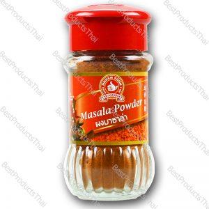 ผงมาซาล่า 100% MASALA POWDER ขนาด 40 กรัม บรรจุขวดแก้ว- BestProductsThai.com