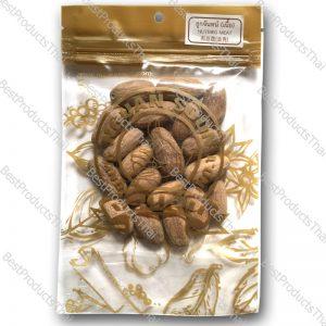 ลูกจันทน์เนื้อ 100% NUTMEG MEAT ขนาด 100 กรัม บรรจุซอง- BestProductsThai.com